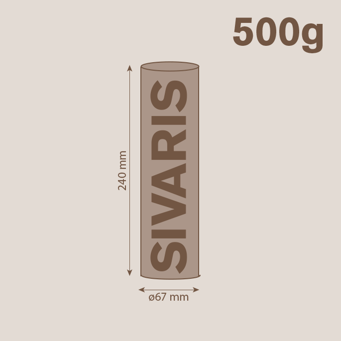 Tubo500g